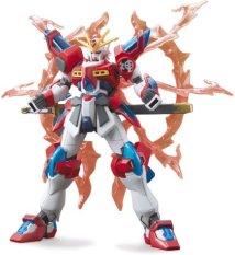 Katalog Bandai Hgbf Kamiki Burning Gundam 1 144 Scale Bandai Terbaru