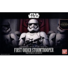 Beli Bandai Star Wars First Order Storm Trooper Di South Sumatra
