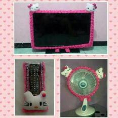 Bando Tv 42 Inch + Bando Kipas + Sarung Remot
