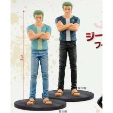 Banpresto Jeans Freak - Roronoa Zoro (Light Blue) - Zxktl0