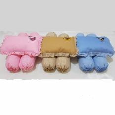 Bantal Guling Bayi Baby Jumbo Kotak Set By Twinkleshop.