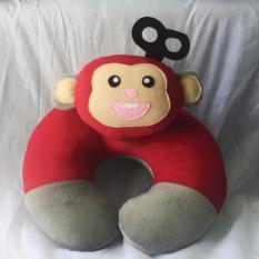 Bantal Leher Jogja Monyet Merah Strong