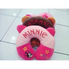 Bantal Leher Minnie