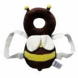 Review Bantal Pelindung Kepala Bayi Motif Lebah Warna Coklat Baby Head Protector Character