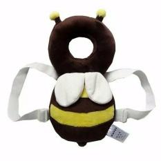 Harga Bantal Pelindung Kepala Bayi Motif Lebah Warna Coklat Baby Head Protector Character Asli Others
