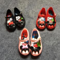 Harga Bayi Anak Kepala Ikan Putri Sepatu Tergelincir Bernapas Sepatu Jelly Paling Murah