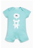 Review Baobao Kartun Katun Bayi Untuk Pria Dan Wanita Baju Monyet Siam Pakaian Di Tiongkok