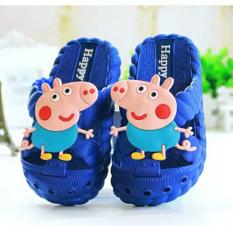 Sepatu Sandal Kamar Mandi Anak-Anak Kartun Anti Selip Lucu