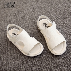 Spesifikasi Sayang Korea Fashion Style Baru Musim Panas Kulit Sepatu Anak Anak Anak Sandal Summer Lengkap
