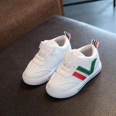 Sayang Non-slip MEDIUM Dan Kecil Anak Laki-laki Sepatu Sepatu Kets PutihSayang Non