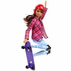 Barbie® Active Sports Doll - Skate Boarder