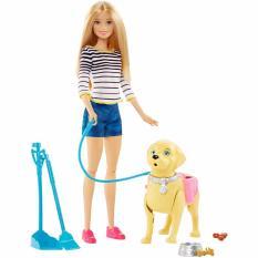 Barbie Spring Feat Pet Ast