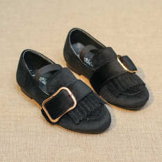 Rp 434.000 2018 Model Baru Musim Gugur Anak Prempuan Sepatu Kulit Kecil  Versi Korea Sepatu Putri 2d16017560