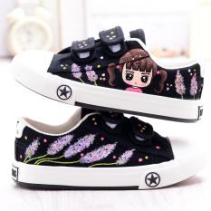 Jual Baru Sepatu Sepatu Anak Perempuan Kanvas Sepatu Antik