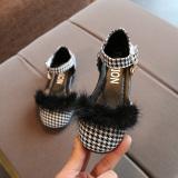 Bayi Gaya Korea Dari Ribuan Burung Grid Musim Semi Model Sepatu Baru Anak Anak Kecil Sepatu Other Diskon 50