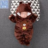 Kualitas Bayi Bayi Katun Tebal Yang Baru Lahir Siam Pakaian Oem