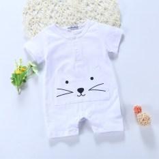 Jual Beli Bayi Katun Bagian Tipis Dari Pria Dan Wanita Piyama Sepotong Pakaian Baru Tiongkok