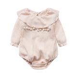 Cuci Gudang Beilaile Sayang Terusan Bayi Baru Lahir Naik Lengan Panjang Jumper