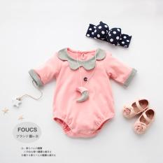 Katalog Bayi Siam Yang Baru Lahir Musim Semi Lengan Panjang Baju Terbaru