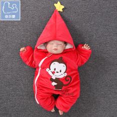 Jual Bayi Yang Baru Lahir Musim Gugur Dan Musim Dingin Baju Bayi Mantel Murah