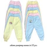 Toko Bayie 12 Pcs 1 Lusin Celana Panjang Bayi Warna Lily Umur 6 Bulan Celana Anak Laki Laki Anak Perempuan Terlengkap Di Jawa Timur