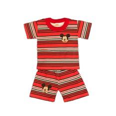 Bayie - Setelan Kaos Oblong Bayi Lengan Pendek PROTO umur 4 - 18 bulan / Kaos Singlet Anak Laki-Laki/ Baju Oblong Anak Perempuan