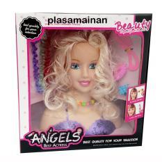 BB Mart Beauty Hair Dresser Barbie Angels - Mainan Boneka Rias