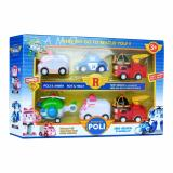 Review Bb Mart Robocar Poli Play Set Isi 6 Pcs Mainan Robocar Poli 6 Pcs Bb Di Banten