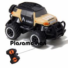 Jual Bb Mart Rock Crawler Exquisite Line Mini Car 1 43 Jeep Brown 61463 Mainan Mobil Remot Truck Monster Banten Murah