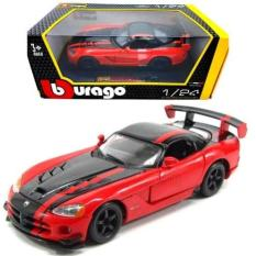 Bburago 1/24 Dodge Viper Srt 10 Acr Red - V8caid