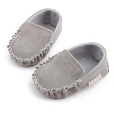 Bear Fashion Bayi Bayi Anak Korea Trend Sepatu Bayi Gadis Boy Olahraga Lembut Bawah Anti-slip Pertama Walkers Prewalker -Intl