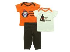 Promo Bearhug 3 Piece Set For Baby Pinguin Murah