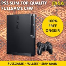Sony Playstation 3/Ps3/Ps 3 Slim 500 Gb Ofw HitamIDR2690000. Rp 2.700