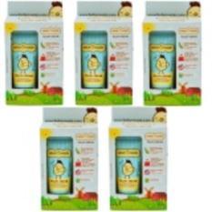 Jual Bebe Roosie Telon Cream 60Gr 5 Pcs Lengkap