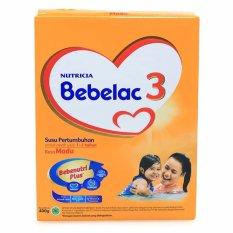Toko Bebelac 3 Bebenutri Plus Susu Pertumbuhan Madu 400 G Online Dki Jakarta
