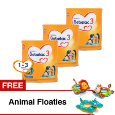 Bebelac 3 Bebenutri Plus Susu Pertumbuhan Madu 800 Gr Bundle 3 Kaleng Free Animal Floaties Original