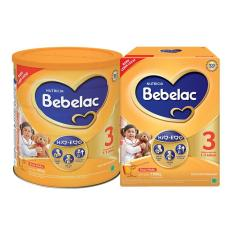 Promo Bebelac 3 Hiq Eq Susu Pertumbuhan Madu 800Gr 1800Gr Value Bundle Di Indonesia