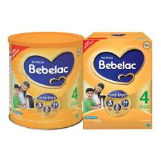 Jual Bebelac 4 Hiq Eq Susu Pertumbuhan Vanila 800 Gr N1800Gr Value Bundle Bebelac Branded