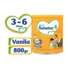 Toko Bebelac 4 Bebenutri Plus Susu Pertumbuhan Vanila 800 Gr Online