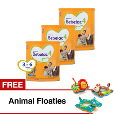 Model Bebelac 4 Bebenutri Plus Susu Pertumbuhan Vanila 800 Gr Bundle 3 Kaleng Free Animal Floaties Terbaru