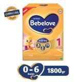 Harga Bebelove 1 Susu Formula Bayi 1800 Gr Online