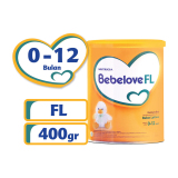Jual Beli Online Bebelove Fl Formula Bayi Plain 400Gr