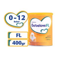 Cuci Gudang Bebelove Fl Formula Bayi Plain 400Gr