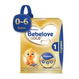 Beli Bebelove Gold 1 Ezycare 360Gr Online Terpercaya