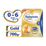 Jual Bebelove Gold 1 Ezycare 700Gr Bebelac Original