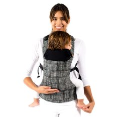 Review Beco Baby Carrier Original Beco Gemini Scribble Too