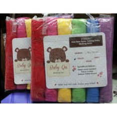 Bedong Baby Qu Rainbow Polos