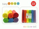 Review Terbaik Bedong Rainbow Baby Chaz 6Pc