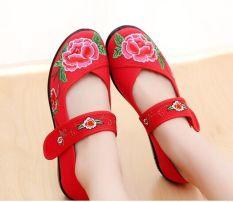 Jual Beli Beijing Tua Dewasa Baru Bordir Sepatu Sepatu Di Tiongkok