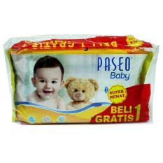 1 ( SATU ) Pack PASEO Beli satu Gratis SAtu Baby Wipes Original Tisu Tissue Basah